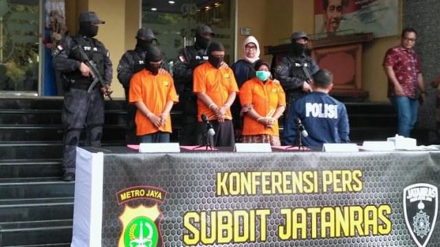 Polisi Beberkan Peran Eks ART Aulia Kesuma di Pembunuhan Pupung (859735)