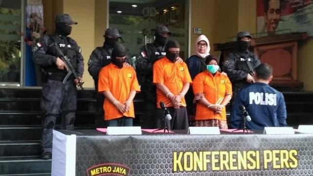 Polisi Beberkan Peran Eks ART Aulia Kesuma di Pembunuhan Pupung (859734)