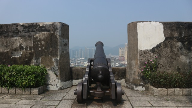 Macao, di Mana Timur dan Barat Bertemu (75669)