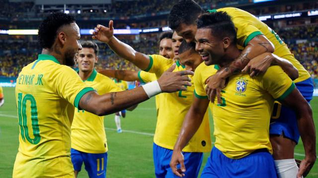 Brasil vs Bolivia: Prediksi Line Up, Head to Head, dan Jadwal Tayang (710761)