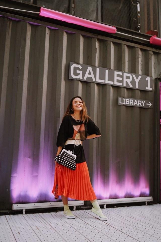 Influencer Indonesia di Zalora Fashion Festival 2019