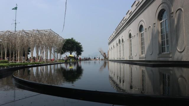 TRAVEL, Macao, Museu de Macau yang berada di atas Mount Fortress