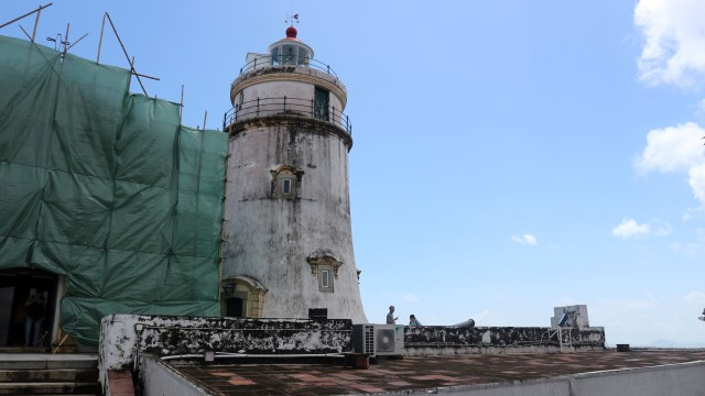 TRAVEL, Macao, Guia Lighthouse
