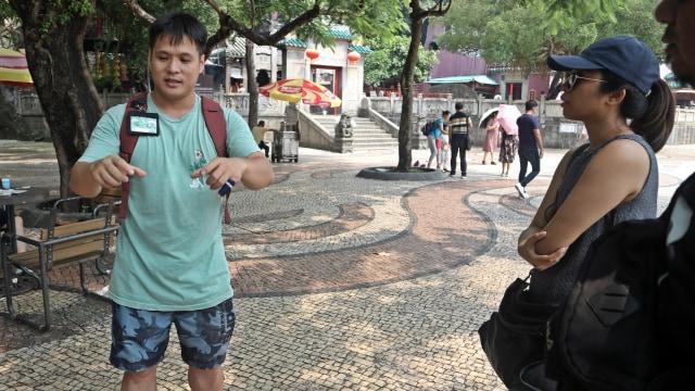 TRAVEL, Macao, Fok Constantino
