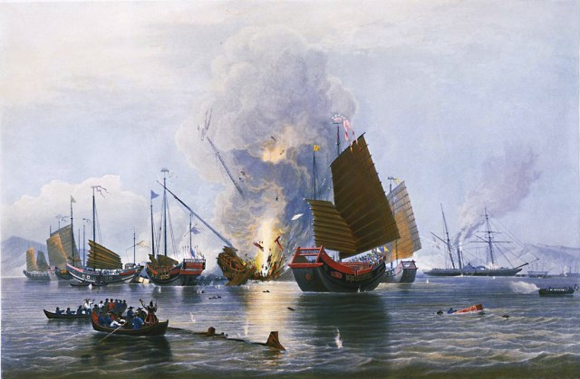TRAVEL,Macao, Kapal uap Inggris (NOT COVER)