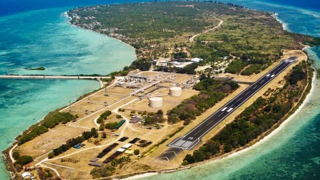 Pagerungan Besar, Pulau Kering Kaya Gas yang Dikelola Grup Bakrie (123667)