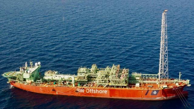 Pagerungan Besar, Pulau Kering Kaya Gas yang Dikelola Grup Bakrie (123673)