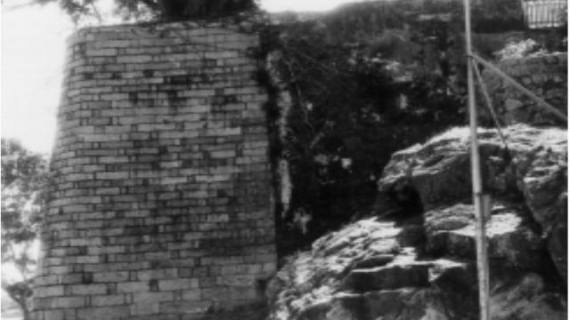 [Macao] Sisa reruntuhan Bomparto Fortress