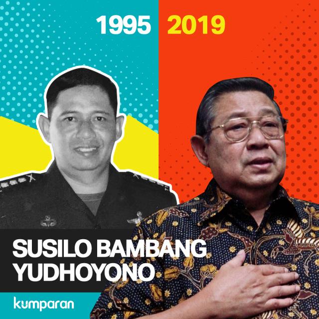 Throwback: Susilo Bambang Yudhoyono