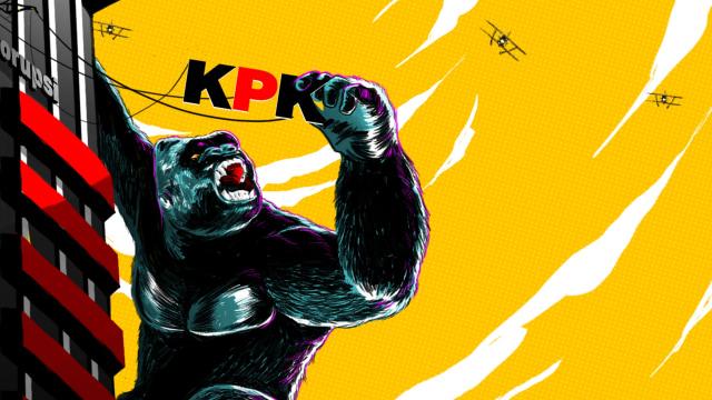 Jurus Kilat Membunuh KPK (362058)