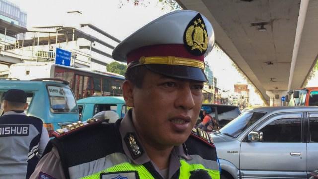 Langgar Ganjil-Genap, Pengendara di Jalan Pramuka Salahkan Google Maps (49182)
