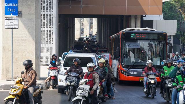Ganjil Genap Berlaku Besok di Jakarta, Ini Kendaraan yang Dikecualikan (17711)
