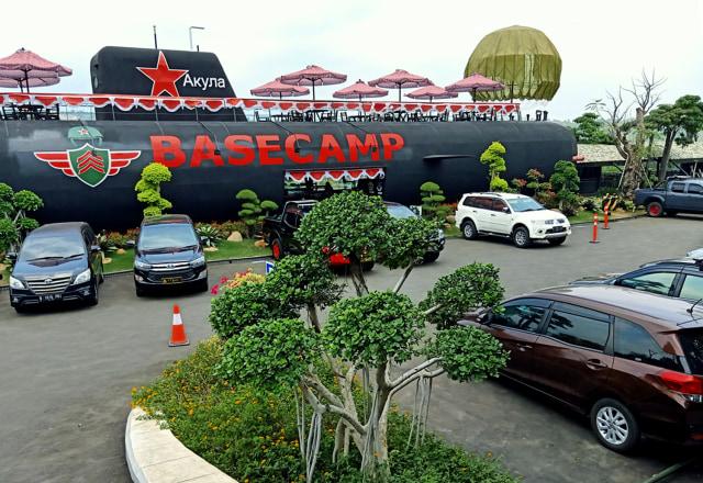 Foto Bekunjung Ke Basecamp Military Lifestyle Di Puncak Bogor Kumparan Com