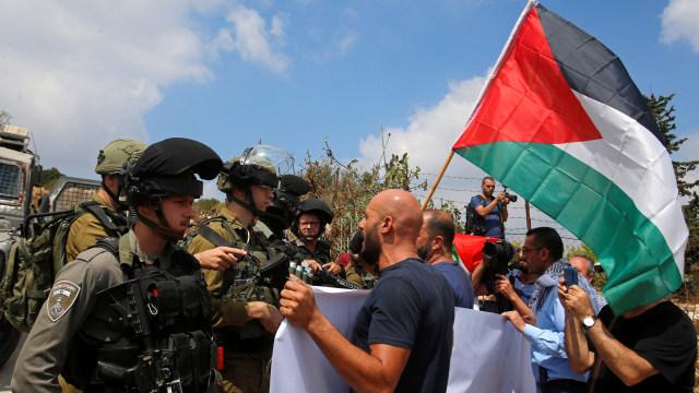 Lika-Liku Proses Perdamaian Israel dan Palestina (792351)