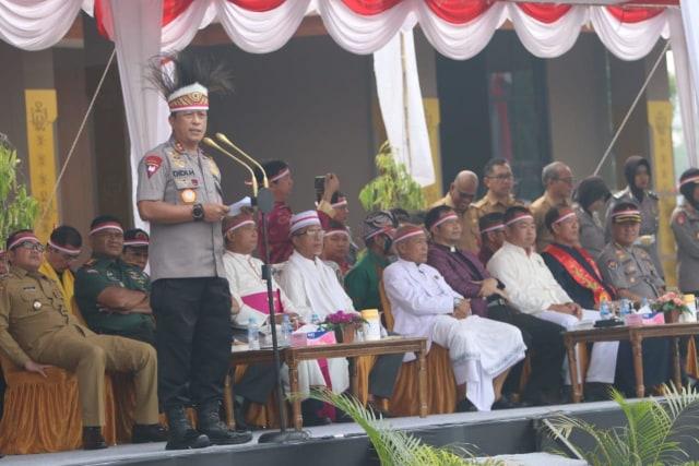 Foto: Doa Bersama dari Kalbar untuk Indonesia (58667)