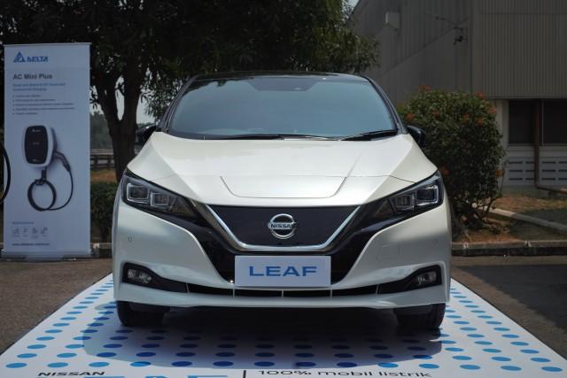 Nissan LEAF Jadi Mobil Listrik Termurah di Indonesia, Harga Mulai Rp 649 Juta (63232)