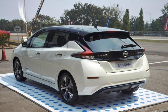 Nissan LEAF Jadi Mobil Listrik Termurah di Indonesia, Harga Mulai Rp 649 Juta (63234)