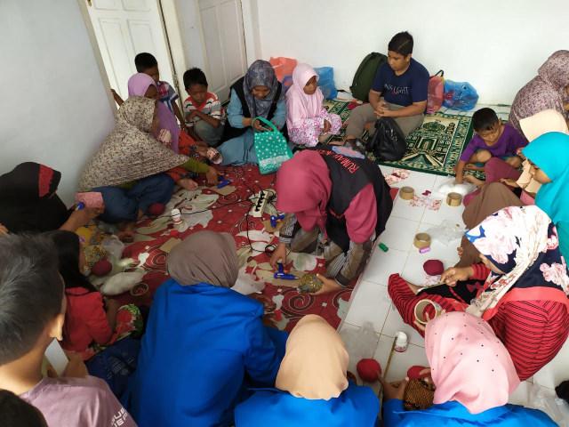 RUMAN Gelar Pelatihan Handycraft untuk Perempuan di Aceh Besar (67367)