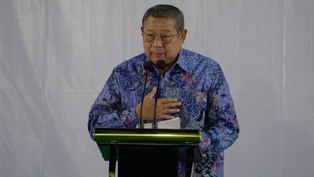 BIN Respons SBY: Perlahan tapi Pasti Aktor Demo Omnibus Law Diamankan (1)