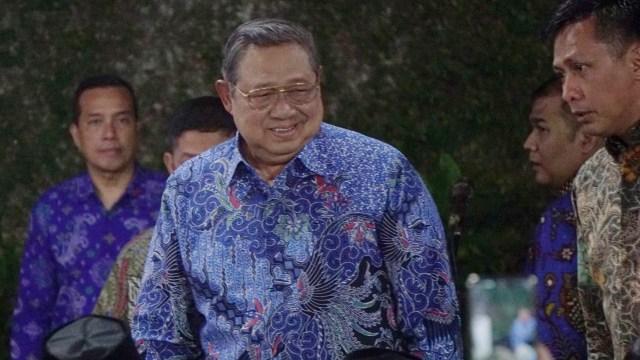 SBY Pidato Kontemplasi