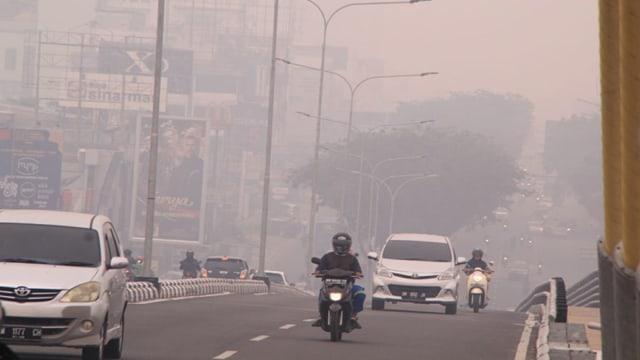 Pekatnya Kabut Asap di Pekanbaru1.jpg