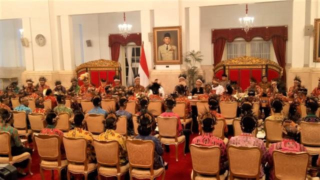 Jokowi Akan Bangun Istana Presiden di Papua Mulai Tahun Depan (184395)