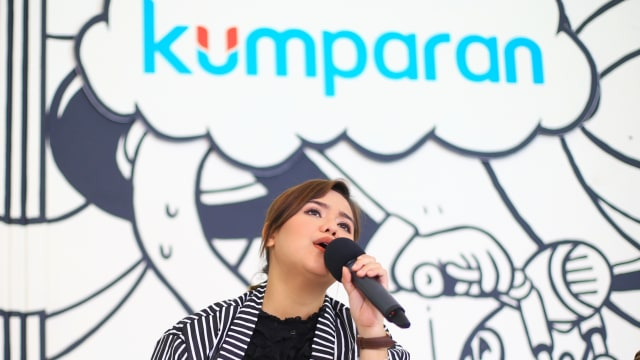 Foto: Mytha Lestari Promosi Single 'Kala' di kumparan (127449)