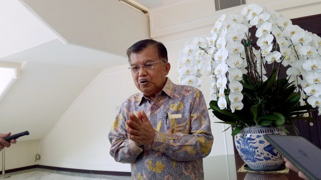 Di Trade Expo Indonesia 2019, Jusuf Kalla Pamit (102720)