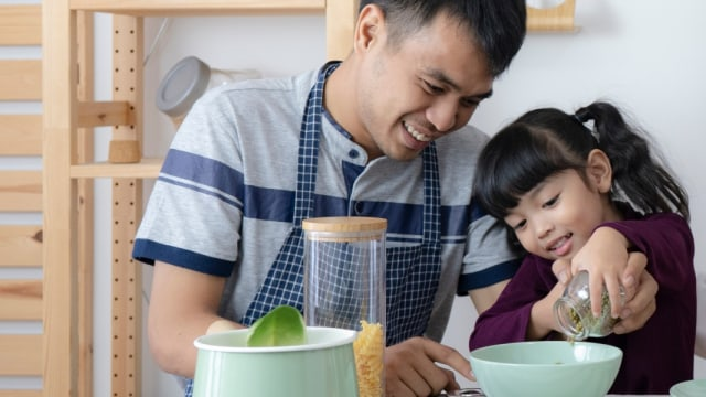 25 Tanda Suami Anda adalah Ayah yang Luar Biasa (128343)