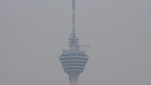 Malaysia Rugi Rp 5 Triliun akibat Asap Karhutla Indonesia pada 2013    (181155)