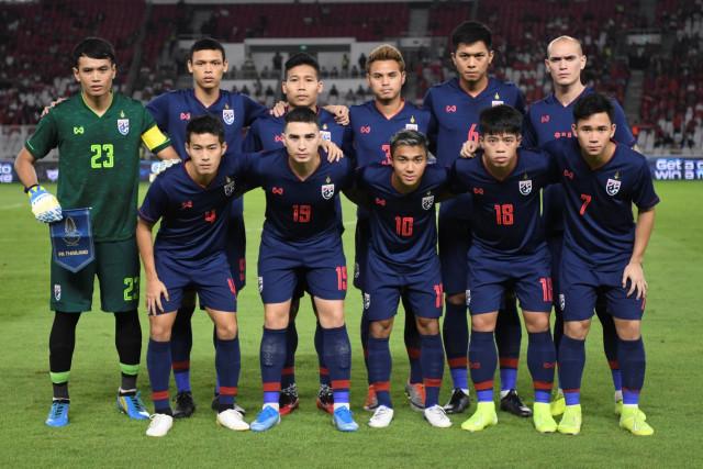 Kualifikasi Piala Dunia, Indonesia vs Thailand