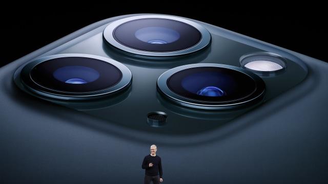 iPhone 11 Pro dan iPhone 11 Pro Max Rilis, Ada 3 Kamera Belakang Besar (205926)