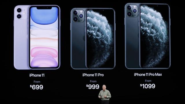 iPhone 11 Pro dan iPhone 11 Pro Max Rilis, Ada 3 Kamera Belakang Besar (205925)