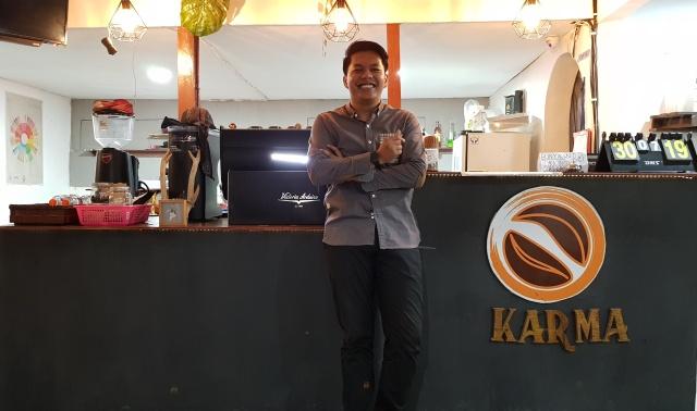 Ryanto, Coffeepreneur Samarinda yang Berkarya Melalui Secangkir Kopi (1013636)