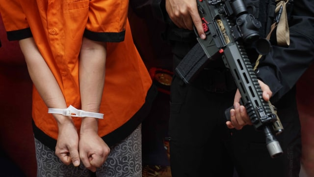 Revisi UU Pemasyarakatan Permudah Bebas Bersyarat dan Remisi Koruptor (487632)