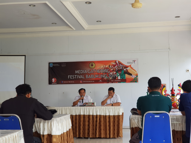 Festival Babukung 2019 Bersama Menjaga Warisan Budaya (458293)