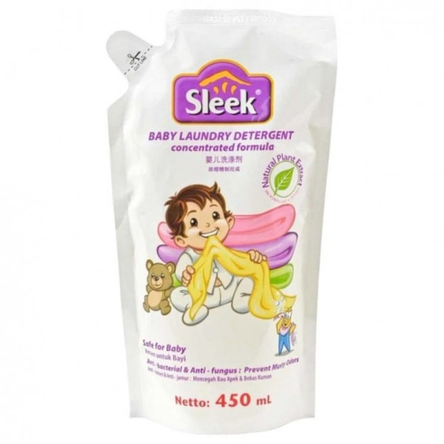Sleek Baby Laundry Detergent