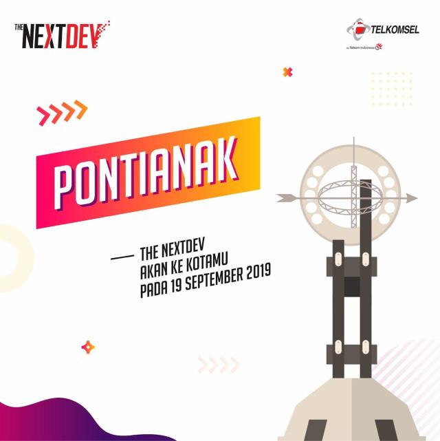 Cari Startup Terbaik, Telkomsel Buka Audisi The NextDev di Pontianak (125682)