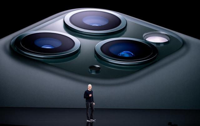 Apple Beri Pesan Rahasia di Video Peluncuran iPhone 11 (66640)
