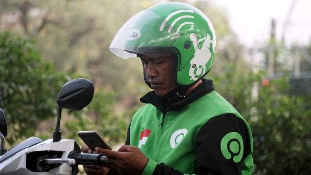 Hamdan, Driver Ojol yang Bekerja 24 Jam demi Tebus Obat Istri (463334)