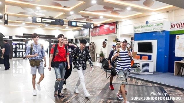 Travel Documentary Super Junior dan TVXQ di Yogyakarta Segera Tayang (982811)