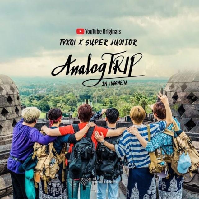 Travel Documentary Super Junior dan TVXQ di Yogyakarta Segera Tayang (982812)