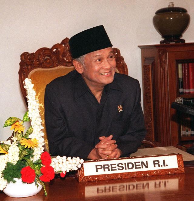 Foto: Mengenang BJ Habibie (703066)