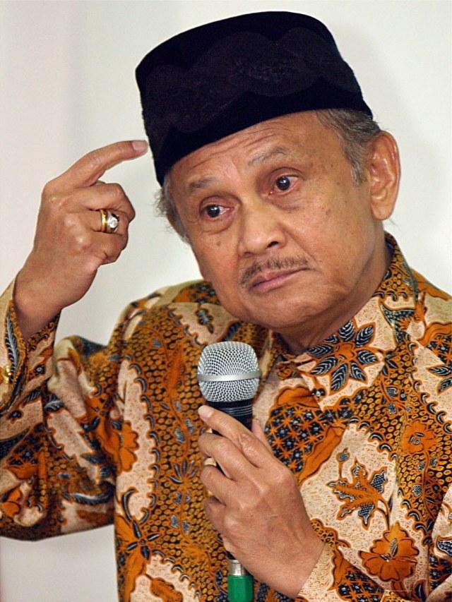 Foto: Mengenang BJ Habibie (703081)