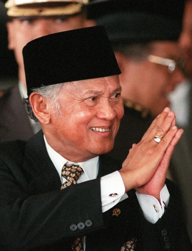 Foto: Mengenang BJ Habibie (703077)