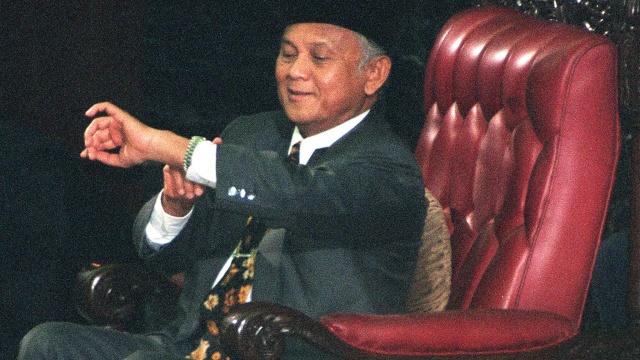 Foto: Mengenang BJ Habibie (703078)