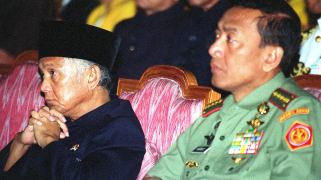 Foto: Mengenang BJ Habibie (703069)