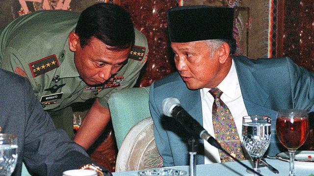 Foto: Mengenang BJ Habibie (703068)