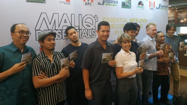 Warna-Warni Lagu Maliq & D'Essentials di Panggung WOWFest (666264)