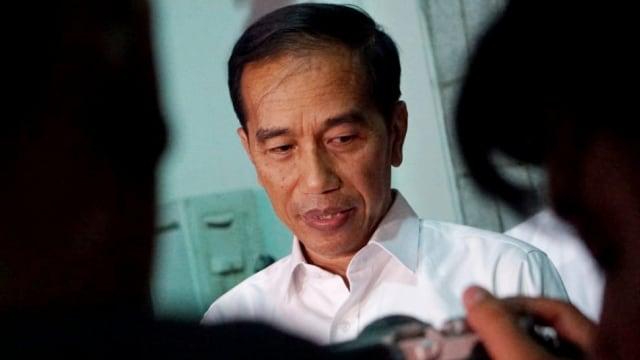 BJ Habibie Meninggal, Presiden Joko Widodo, RSPAD Gatot Soebroto